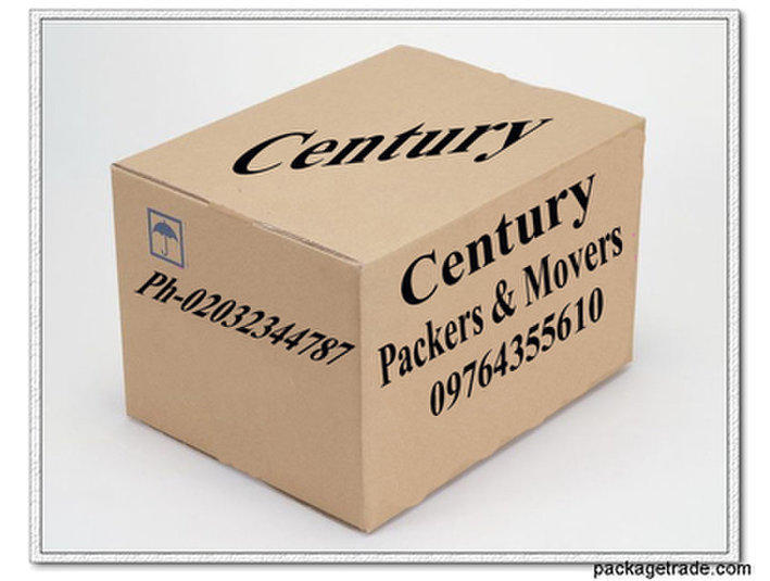 Century Packways - Removals & Transport