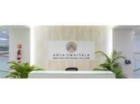 Arya Omnitalk Wireless Solutions Pvt Ltd (1) - Security services