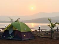 Pawna Lake Camping   Escape Way (1) - Camping & Caravan Sites
