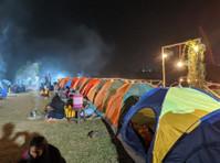 Pawna Lake Camping   Escape Way (3) - Camping & Caravan Sites