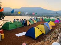 Pawna Lake Camping   Escape Way (4) - Camping & Caravan Sites