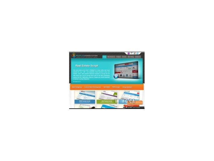 Web Designing & Development company in Mumbai, India - Computer shops, sales & repairs