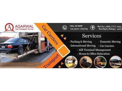 Agarwal Car Transport Services - Car Transportation