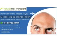 Natural Hair Transplant Ludhiana (3) - Hairdressers