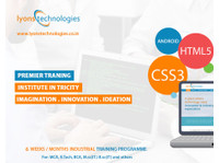 Lyonstechnologies For 6 Months Industrial Training (1) - Coaching & Training
