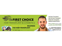 First Choice Hair Transplant & Cosmetics (1) - Beauty Treatments