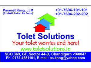 Tolet Solutions Chandigarh India - Estate portals
