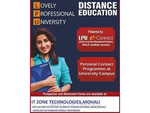 It Zone Mohali-lpu Distance Education Centre in Chandigarh - Coaching & Training