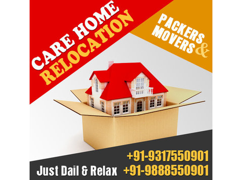 Care Home Packers & Movers in Chandigarh Panchkula - Relocation services