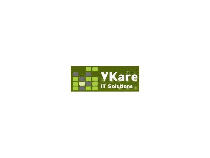 VKare IT Solutions Pvt. Ltd. - Hosting & Domains