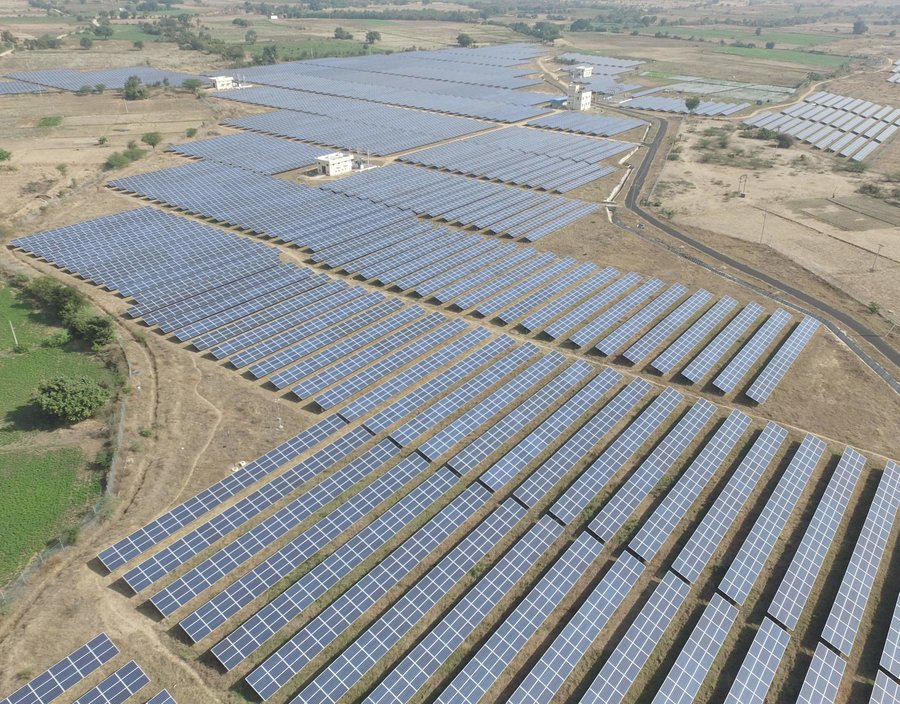 Rays Power Infra Solar Wind Amp Renewable Energy In Jaipur
