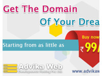 Advika Web Development Hosting Pvt Ltd. (2) - Hosting & domains