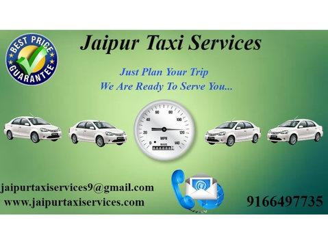 Jaipur Taxi Services - Car Transportation