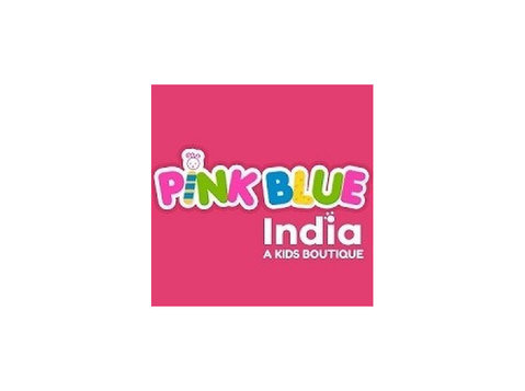 Pink Blue India - Clothes