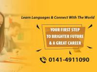 Language Bee (1) - Language schools