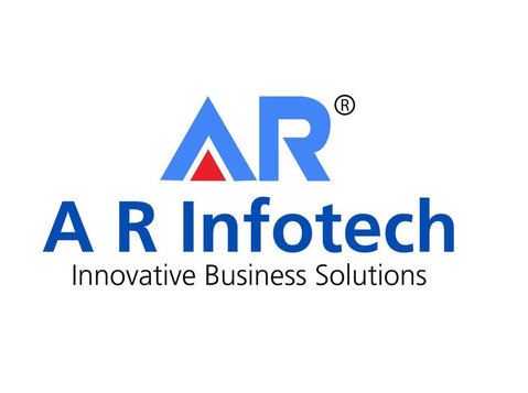 A R Infotech - Best Seo & web development company - Webdesign