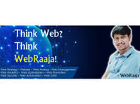 WebRaaja - Web Design and Digital Marketing Company Chennai (1) - Advertising Agencies