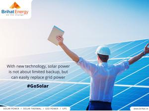 BRIHAT ENERGY PVT. LTD - Solar, Wind & Renewable Energy