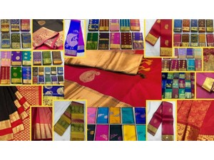 kanchipuram wholesale Silk Sarees Manufacturers - Clothes