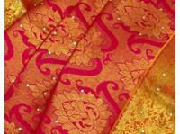 kanchipuram wholesale Silk Sarees Manufacturers (1) - Clothes