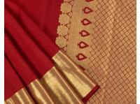 kanchipuram wholesale Silk Sarees Manufacturers (4) - Clothes