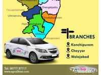 Sg Call Taxi Kanchipuram-cheyyar-walajabad. (1) - Taxi