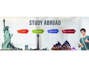 AV career vision Overseas - Universities