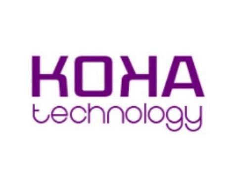KOKA TECHNOLOGY - Diseño Web