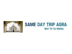 Same Day Trip Agra - Travel Agencies