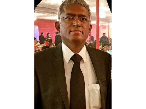 Lakshman Srinivasan, Investment Banking - Investment banks