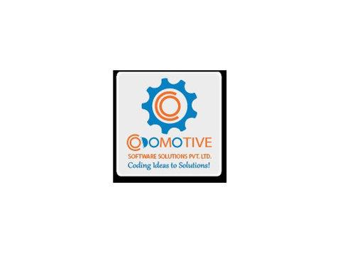 Codomotive Software Solutions Pvt. Ltd. - Diseño Web