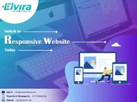 Elvira infotech Pvt. Ltd. - Webdesign