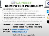 Lapnest.in (1) - Computer shops, sales & repairs