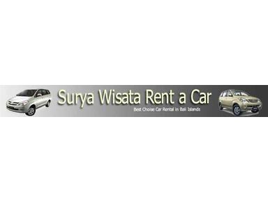 Surya Wisata Rent a Car - Car Rentals