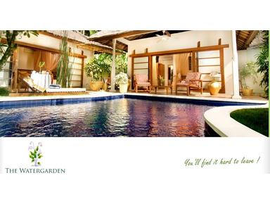 Water Garden Hotel and Restaurant, East Bali - Hotels & Hostels