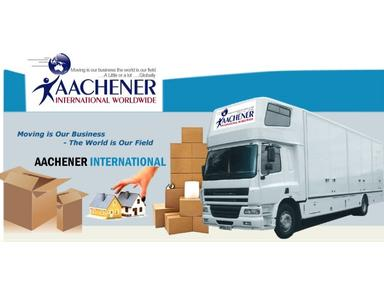 Aachener International Ltd - Removals & Transport