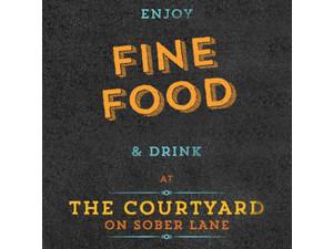 The Courtyard on Sober Lane - Restaurants