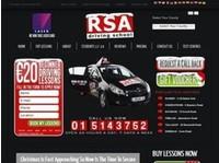RSA Driving School - Driving schools, Instructors & Lessons