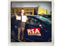 RSA Driving School (4) - Driving schools, Instructors & Lessons