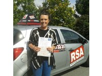 RSA Driving School (8) - Driving schools, Instructors & Lessons