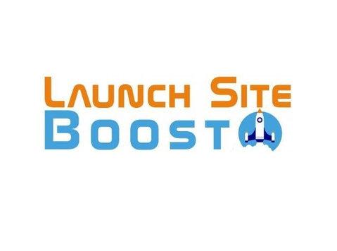 Launch Site Boost - Marketing & PR