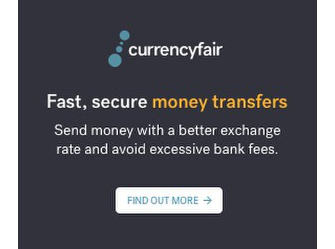 CurrencyFair - Money transfers