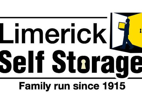 Limerick Self Storage Ltd - Przechowalnie