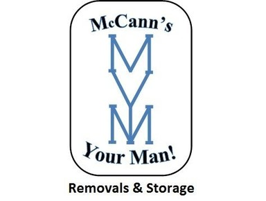 Mccann's Your Man Removals Services Ltd. - Przeprowadzki i transport