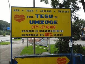 Allround Umzug Tesu Logistic GmbH Salzburg - Przeprowadzki i transport