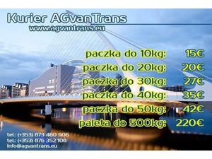Agvantrans - Przeprowadzki i transport