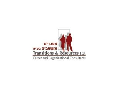 Transitions and Resources - Employment services