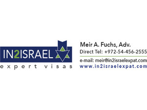 in2israelexpat - Commercial Lawyers