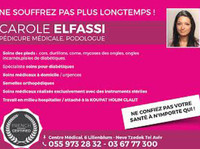 Carole Elfassi, Podiatrist.medical Chiropodist.podologue (1) - Alternative Healthcare
