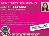 Carole Elfassi, Podiatrist.medical Chiropodist.podologue (1) - Alternative Healthcare